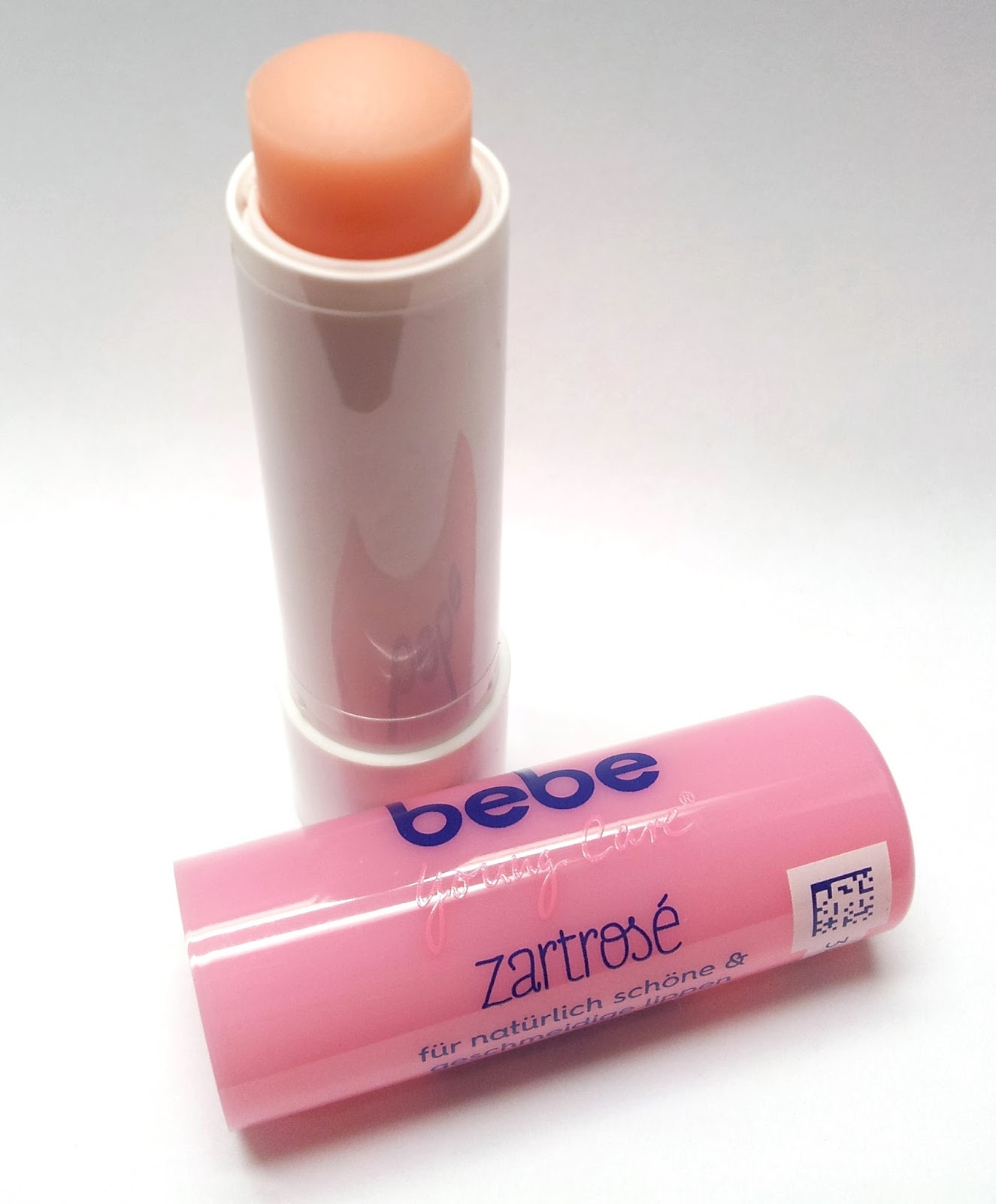 bebe young care Lippenpflege zartrose