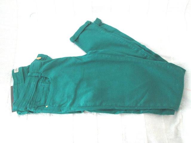 calças,zara,calças coloridas