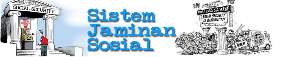 sistem jaminan sosial
