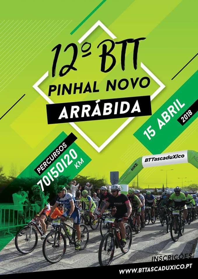 15ABR * PINHAL NOVO - ARRÁBIDA