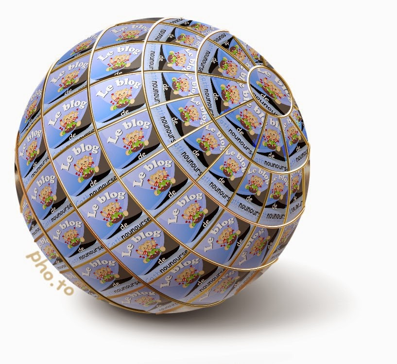 ballon globe