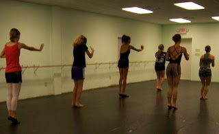 contemporary dance class charlotte nc