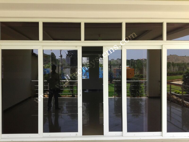 Upvc sliding doors for Upvc french doors india
