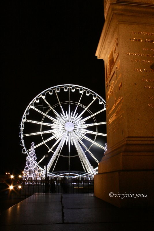 paris through my lens la grande roue de la concorde. Black Bedroom Furniture Sets. Home Design Ideas