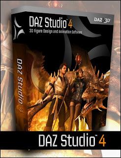 DAZ Studio 4.0.0.343 Standart Edition