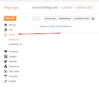 Cara Membuat Daftar isi di Blog Seperti Seo Friendly Template Terbaru
