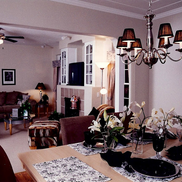 Timeless Design: Patriot Homes 2002