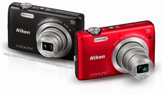Harga dan Spesifikasi Kamera Nikon Coolpix S6700