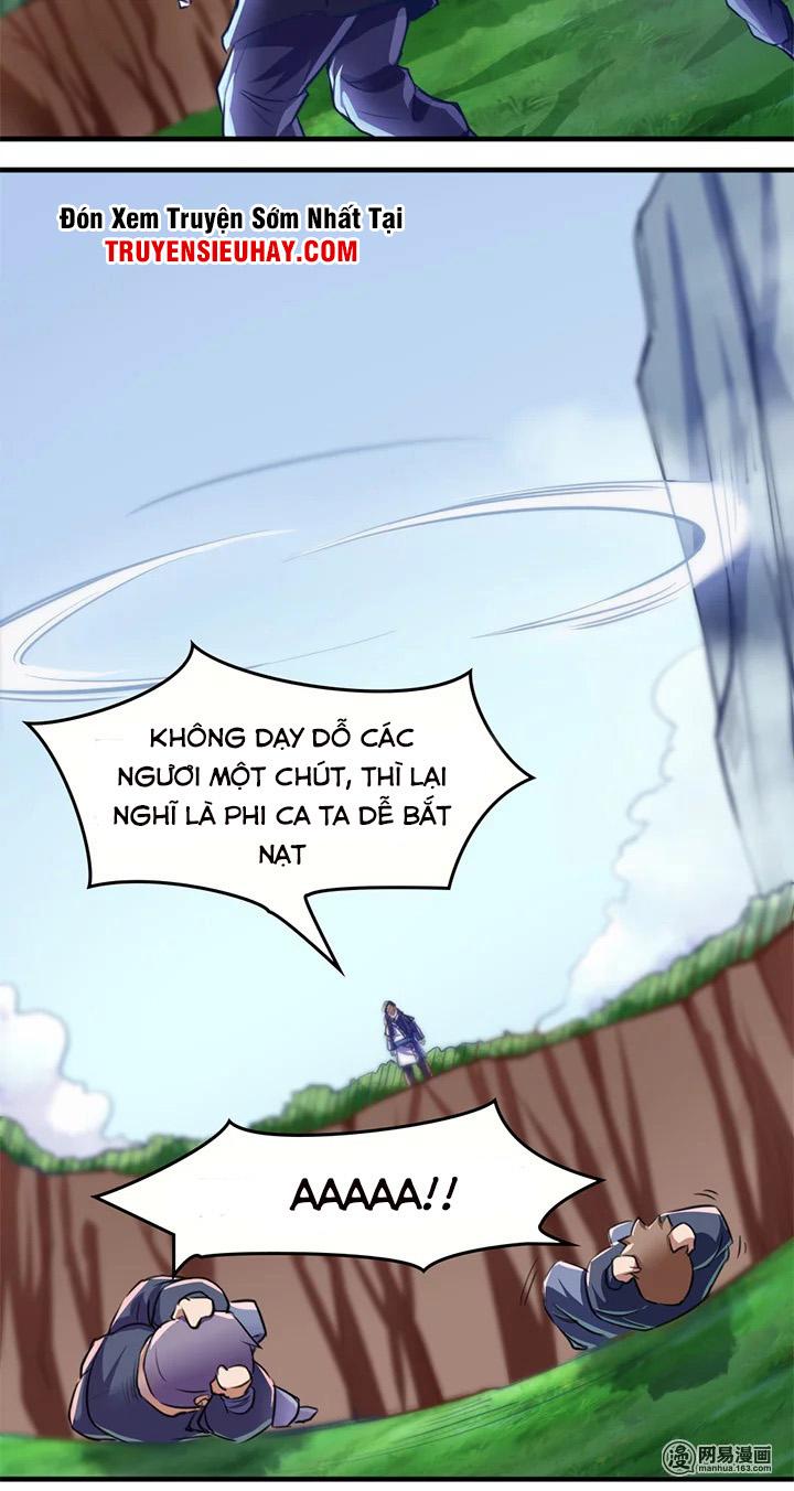 Lâm Phi Truyện - Chap 11