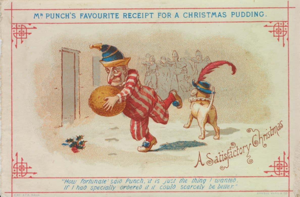 day 6 12 days of victorian christmas cards