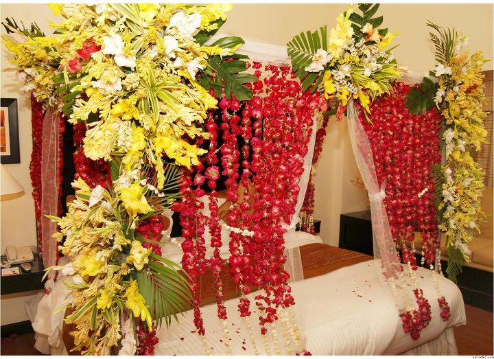 bedroom decorating ideas for wedding night | Dreams House Furniture