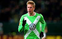 Manchester City transfer target Kevin De Bruyne could end up staying in the Bundesliga