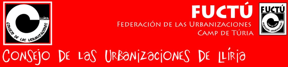 Consejo de las Urbanizaciones de Lliria