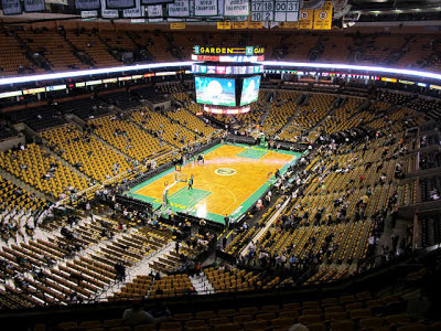 Boston Celtics Luxury Suites