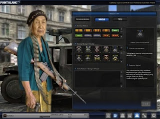 point blank lucu nenek tua