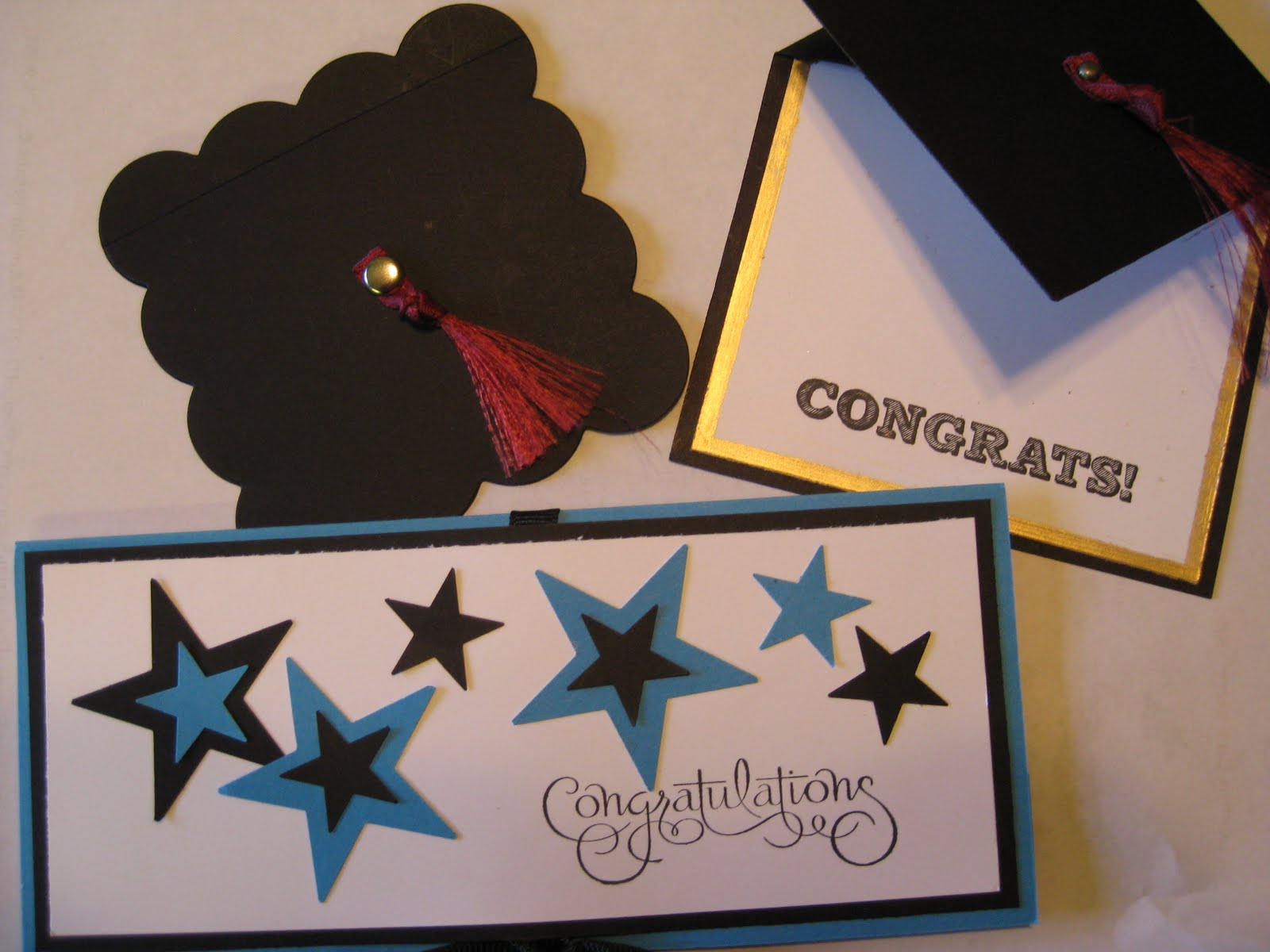 Delightful Graduation Card Ideas To Make Part - 13: Monday In The Making-Ideas For Graduation Cards!