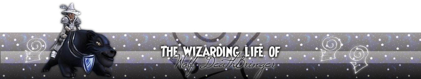 The Wizarding Life of Wolf Deathbringer