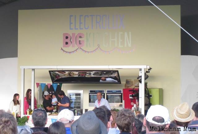 Jamie Oliver & Gennaro Contaldo at The Big Feastival 2013