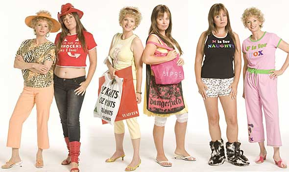 Tuesday Poem   quot Dippity Bix quot  and  quot Chimpanzee  quot  by Kath and Kim  Gina