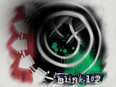 #5 Blink 182 Wallpaper