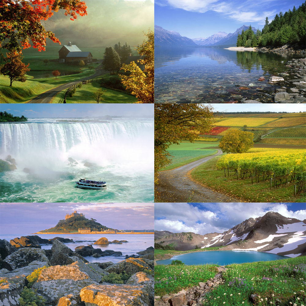40 Landscape Wallpapers   HD Wallpapers Pack