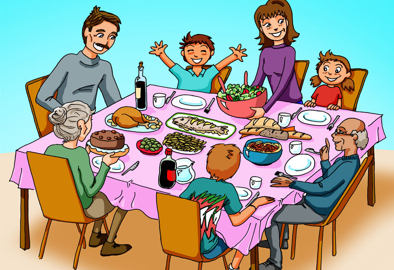 Ikt magisteritza - El comedor de familia ...