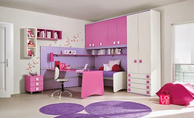dormitorios infantiles decoración