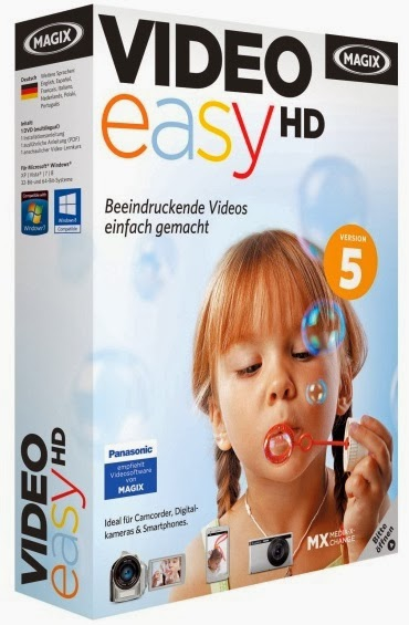 تحميل برنامج MAGIX Video easy HD