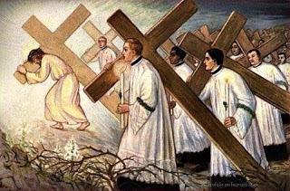 Os crimes contra a Igreja Católica