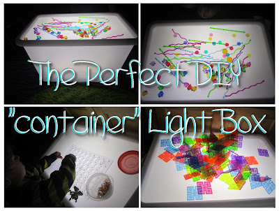 DIY Light Table, DIY Light Box,