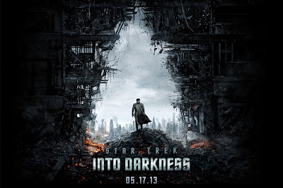 Star Trek 2 Into Darkness, the science-fiction thriller movie, the sequel to J.J. Abrams Star Trek!