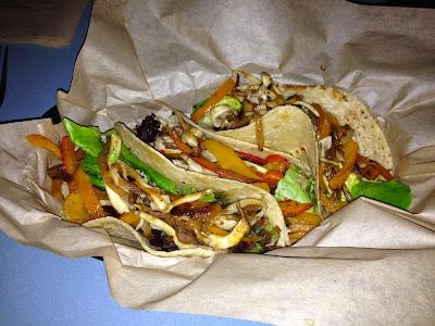 Sacramento Vegan Chef Challenge 2014 — Broderick Roadhouse