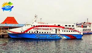 kapal cepat express bahari jepara karimunjawa