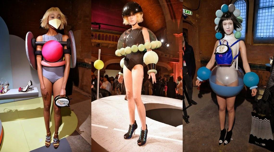 Sophia Webster AW15 London Fashion Week