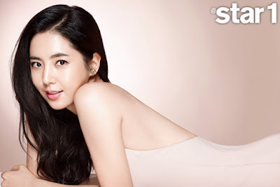 Han Chae Ah - @Star1 Magazine January Issue 2016
