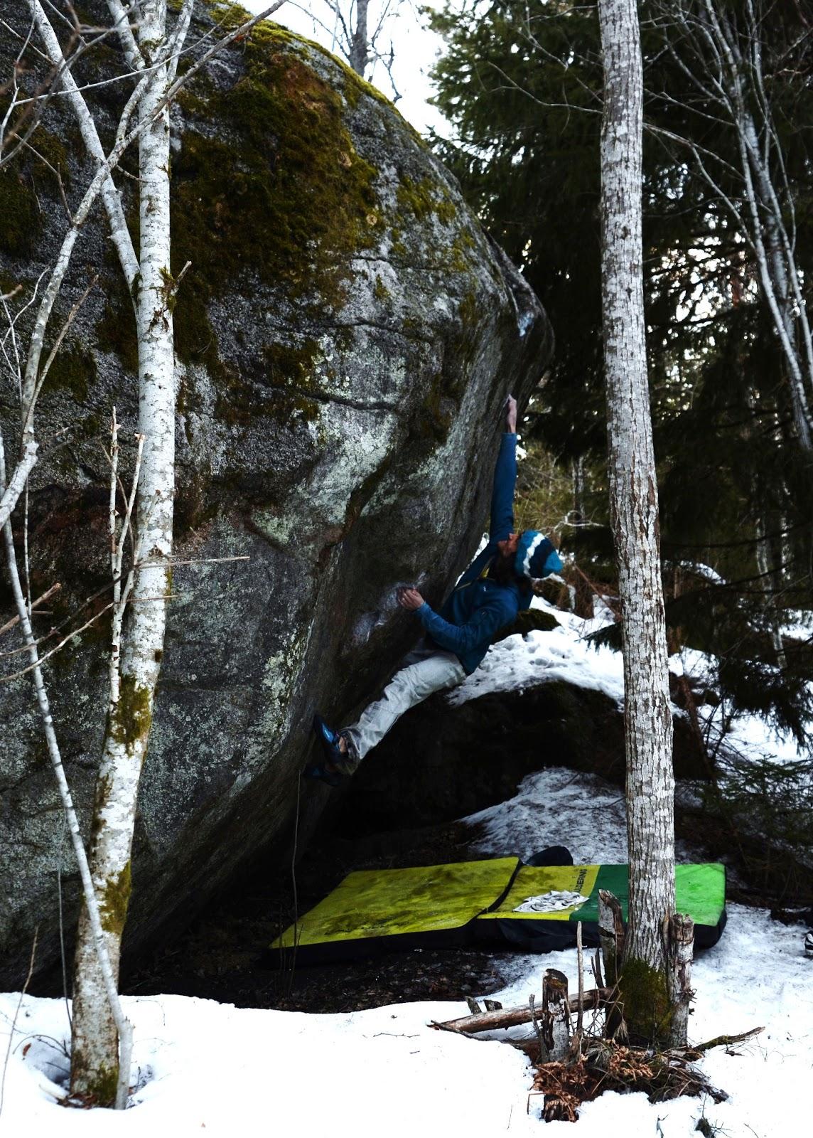 Niccolo Ceria Climbing Adventures Aprile 2013