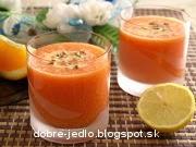 Námornícke smoothies - recept