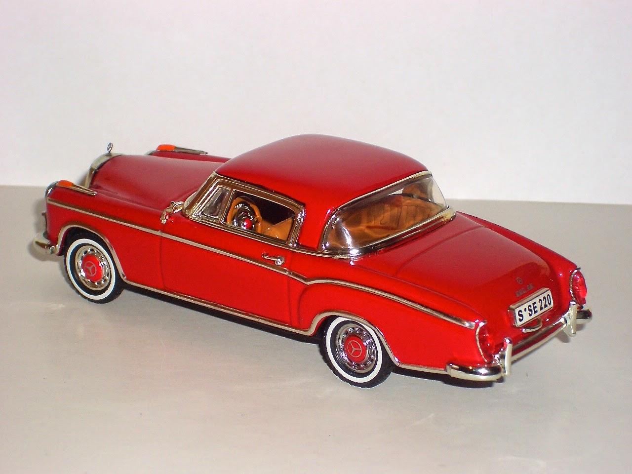 el kekom vil mercedes 220 se w128 39 coup cabriolet a. Black Bedroom Furniture Sets. Home Design Ideas