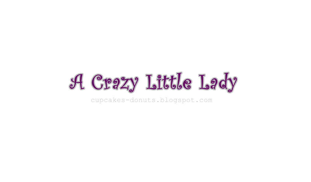 A Crazy Little Lady \m/