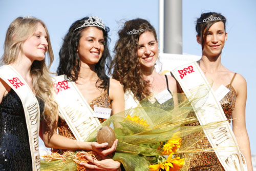 Miss Earth Italy 2011 Semifinalists