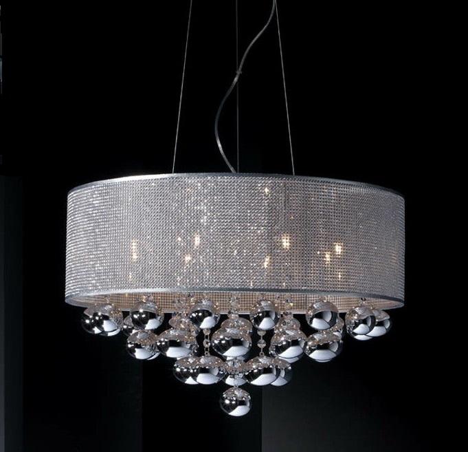 Lamparas de cristal modernas lamparas apliques de cristal para pared nuevas modernas las - Lamparas modernas techo ...