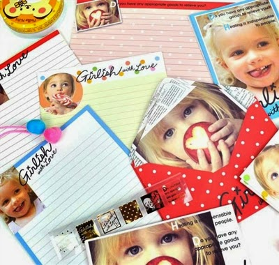 stationery and letter sets at CoolPencilCase.com