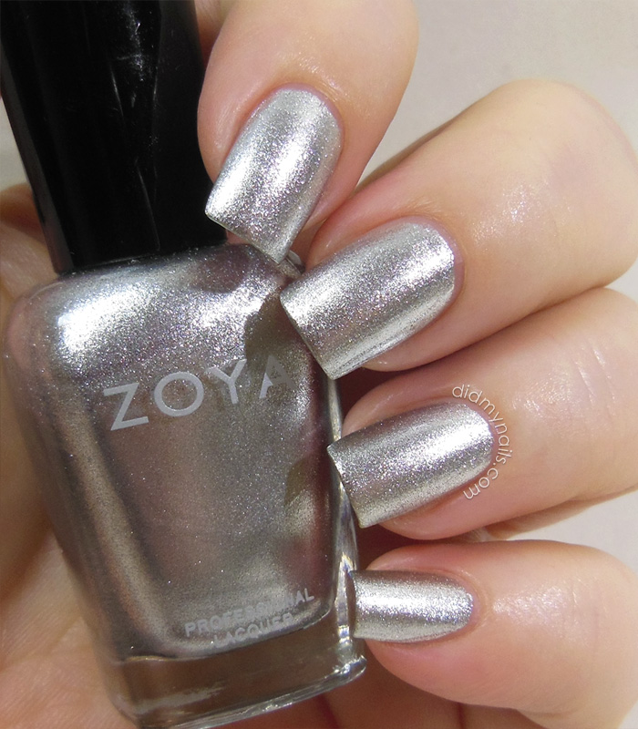 Zoya Trixie swatch