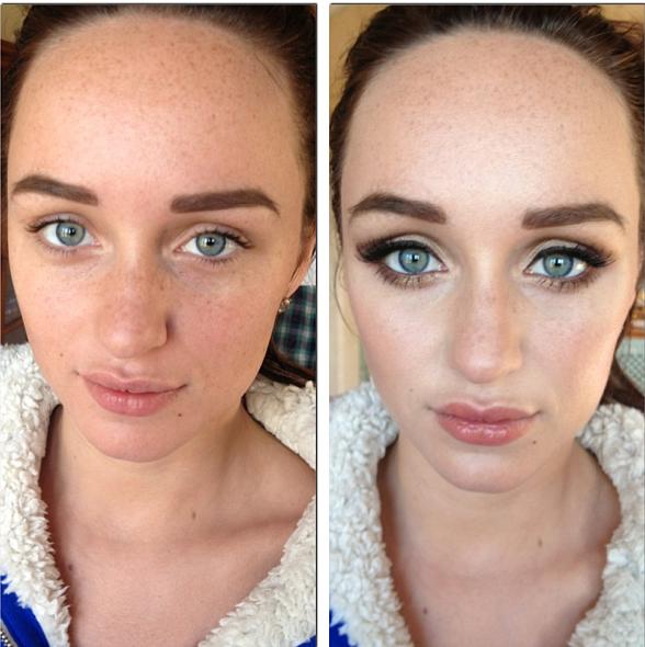 Zoe Newlove | Make up artist & Beauty Blogger: FOTD: Golden Smokey Eye