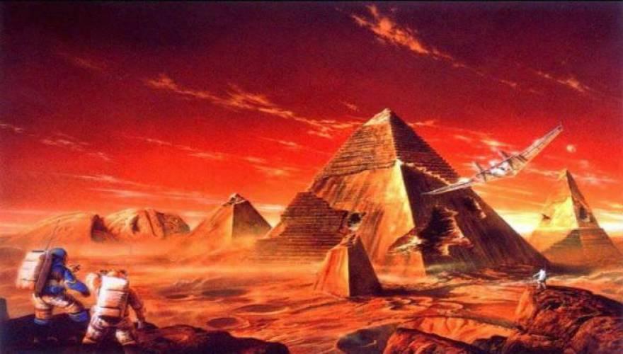 Ο πλανήτης Άρης και οι πρόγονοί μας (Βίντεο)