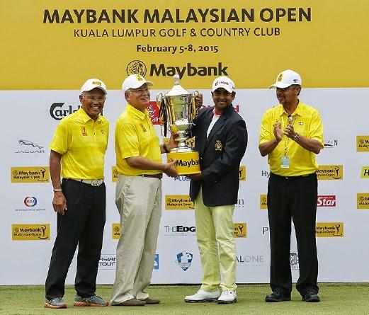 Golf Terbuka Malaysia 2015