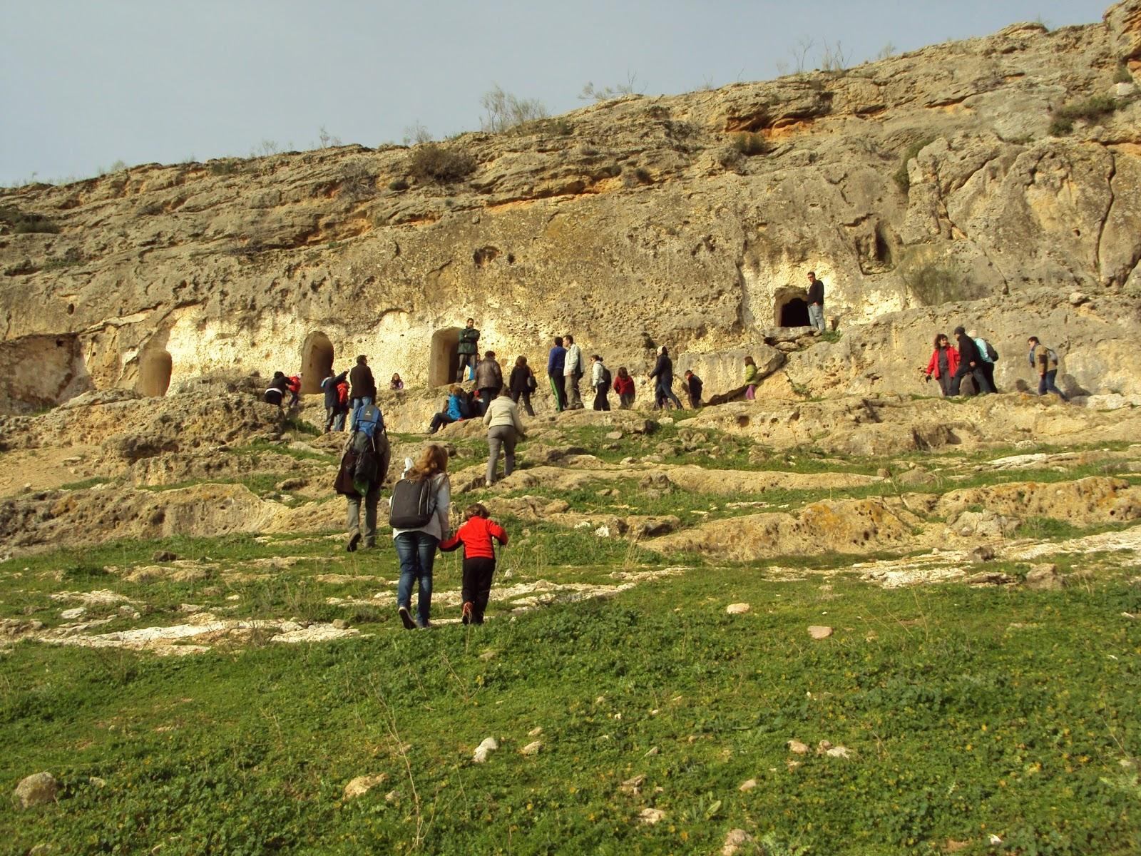 Viaje al tiempo de los iberos visita guiada viaje al - Tiempo los villares jaen ...