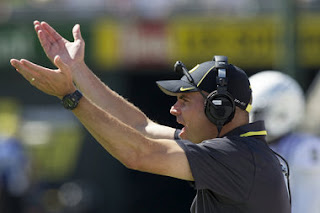 Oregon head coach Mark Helfrich impressed by unbelievable Tennessee team.