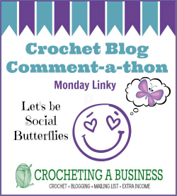 Crochet Blog Comment-a-thon