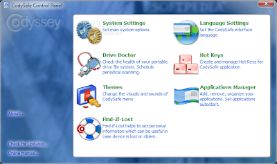 Download CodySafe portable apps software,computer on stick,prevent viruses infection,portable apps,portable software password